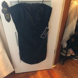 NWT strapless J.Crew dress